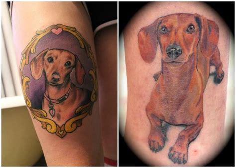 weiner dog tattoo 72 best images about dachshund tattoos on pinterest more