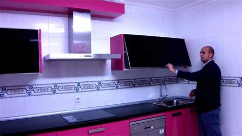 muebles de cocina modernas muebles de cocina modernas con fucsia