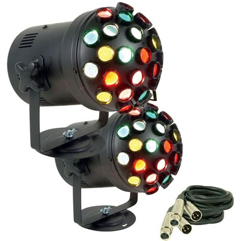 lights that sync with music american dj d light sync pak light effect package