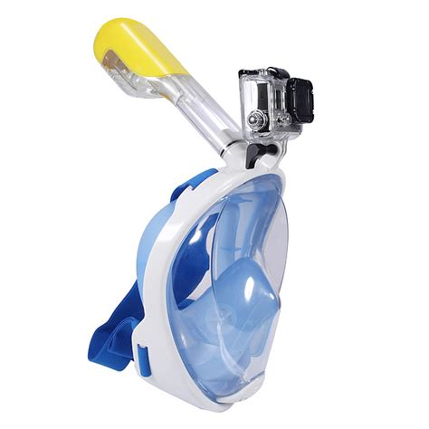 Snorkel Size L Xl Untuk Xiaomi Gopro Sjcam new neopine water sports diving equipment diving mask