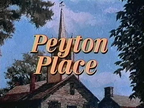 peyton place or the state of television history upon the demise of the publishing industry