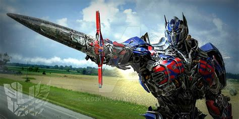 Tf4 Optimus Prime tf4 optimus prime war is imminent by seg2k14 on deviantart