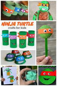 Kitchen Apples Home Decor Cowabunga 15 Incredible Ninja Turtle Crafts