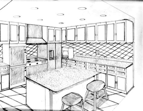 How To Layout A Kitchen Design How To Select Kitchen Layouts Designwalls