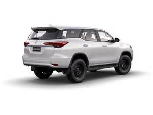 new fortuner car 2016 toyota fortuner gx wagon white new car 22296