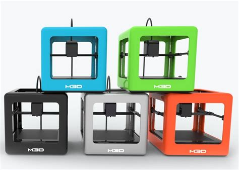 Printer 3d Mini the micro mini 3d printer launches on kickstarter for 200