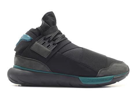 Sepatu Adidas Y 3 Qasa Adidas Y 3 Qasa Hi Eqt Green Sneakernews