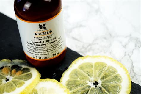 Serum Vitamin C Kiehl S vitamin c power mit kiehls powerful strength line reducing