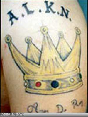 crown tattoo latin kings 7 most notorious prison tattoos what they mean realclear