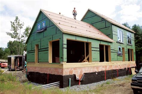 Side Split House Plans Serious Energy Savings With Passive House Design Green