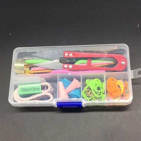 cheap knitting kits cheap 1 set home diy knitting tools set crochet hook