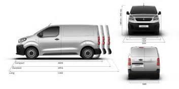 Peugeot Expert Specifications Fiche Technique Motorisations Nouveau Peugeot Expert
