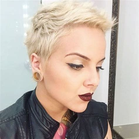 very pretty spiky femine hairstyles 60 cute short pixie haircuts femininity and practicality