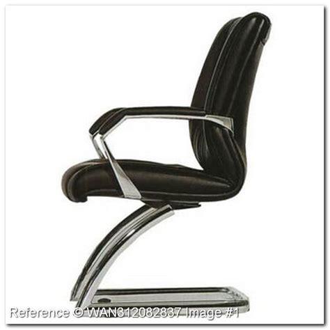 fauteuil de bureau pied fixe chaise de bureau fixe