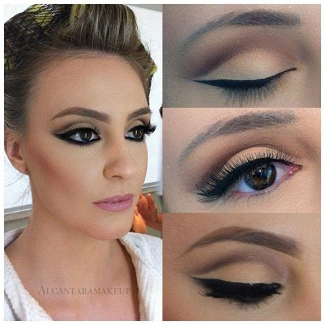 Makeup   Bride With Sass Wedding Day Makeup #2128524