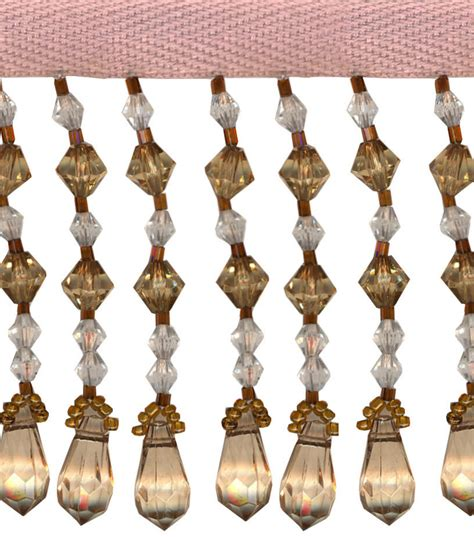 home decor trim home decor trim waverly 2 1 2 diamnd teardrop fringe