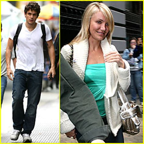 Cameron Diaz And Mayer Dating by Cameron Get Busy In The Big Apple Cameron Diaz