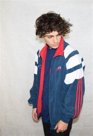 wearing classic denim 1950s blue jeans dandy man ted the 25 best ideas about adidas tracksuit on pinterest