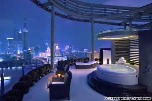 5 shanghai hotel bathtubs with views cnn travel