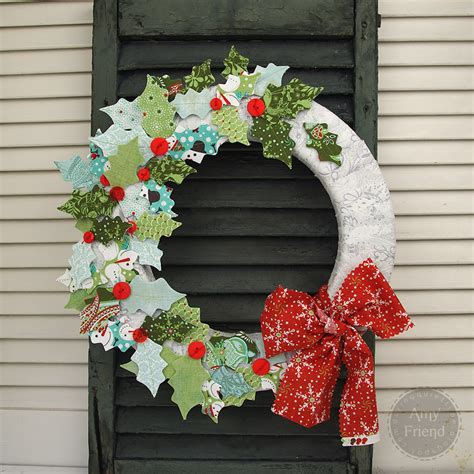 pattern for fabric wreath fabric wreath pattern free bing images