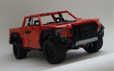 lego ford raptor lego technic ford svt raptor 2017 the lego car