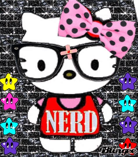 wallpaper hello kitty nerd hello kitty nerd picture 127892762 blingee com