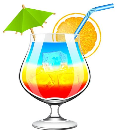 cocktail clipart beverage clipart drink pencil and in color