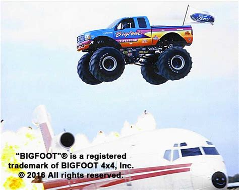 history of bigfoot monster truck history of bigfoot 171 bigfoot 4 215 4 inc monster truck