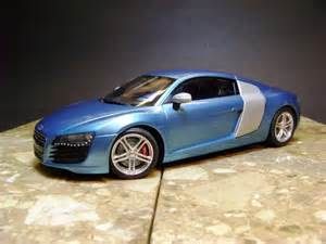 Build A Audi R8 Randy Ayers Nascar Modeling Forum View Topic Revell