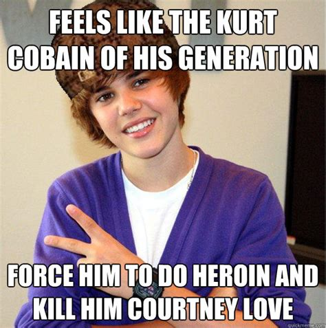 Heroin Meme - heroin memes feels like the kurt cobain of his