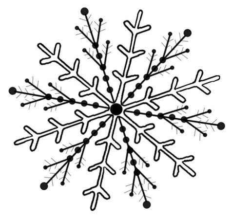 snowflake pattern clipart black and white snowflake new calendar template site