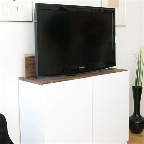 fernseher verstecken ikea tv lift with ikea besta home fernseher