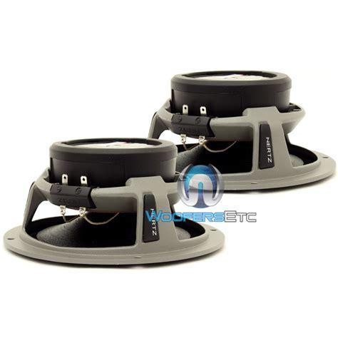 Speaker Hertz Hsk 165 hsk 165 4 hertz 6 5 quot 250w peak 2 way component speaker
