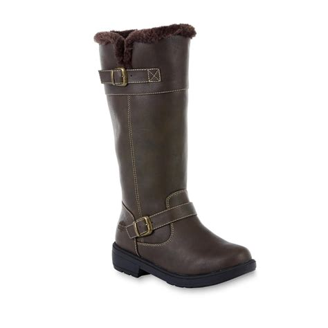 totes womens boots totes s aspen brown winter boot