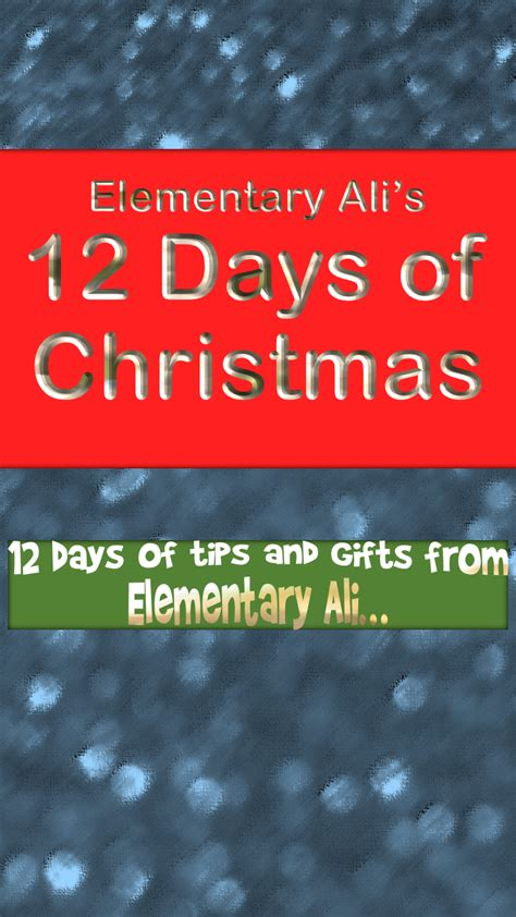 the twelve days of christmas tips and gifts fourth day of