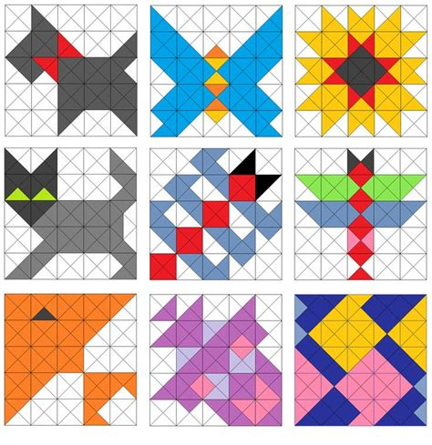 triangle pattern quilt 1000 images about half square triangle quilts on