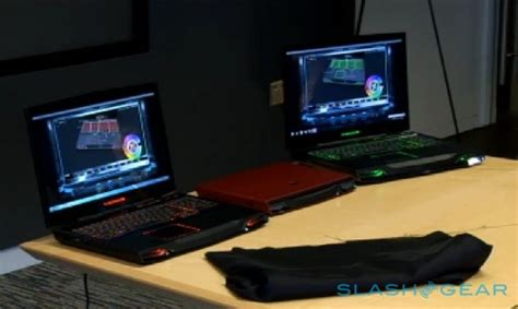 Laptop Alienware M14x I5 alienware m14x and m18x official m11x refreshed slashgear