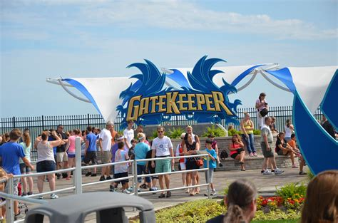 cedar point images cedar point gatekeeper