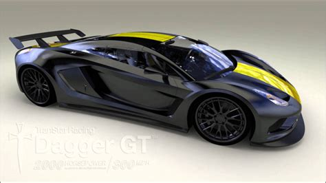 Transtar Racing Dagger GT Exclusive pictures   YouTube