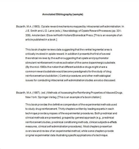 free apa bibliography template apa annotated bibliography template doliquid