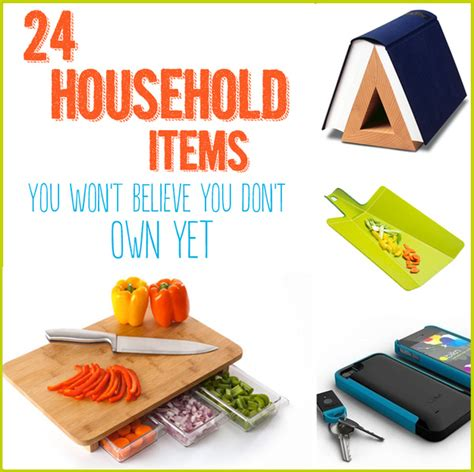 household gadgets 24 household items you won t believe you don t own yet