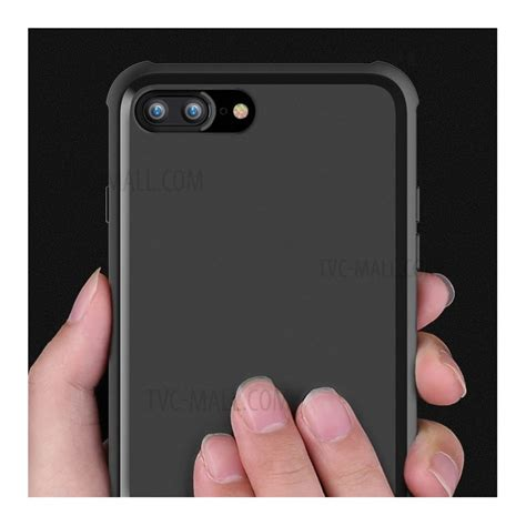 Matte Iphone 7 Plus Soft Black Anti Minyak Casing Hardcase 1 bow anti fingerprint matte soft tpu for iphone 7 plus