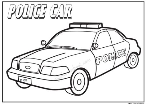 police car coloring page free uk police car free colouring pages