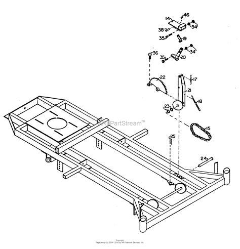 dixie chopper belt diagram toro 08 18be01 5018 dixie chopper zrt 1985 parts diagram