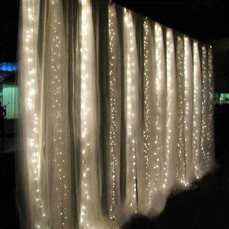 fairy curtain lights 360led curtain fairy light waterfall indoor outdoor