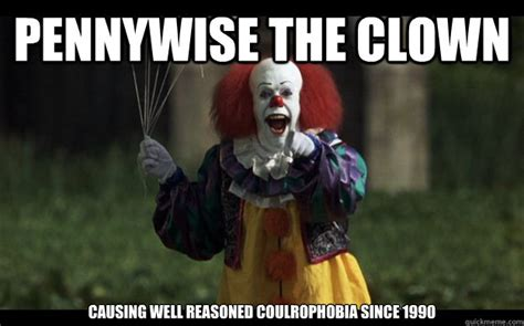 Pennywise The Clown Meme - good karma memes