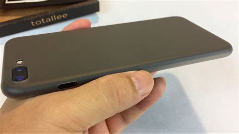 Ultrathin Iphone 7 Ultra Thinsoftcasesilikon totallee the scarf grey ultra thin protective cover for apple iphone 7 plus review