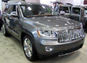 2011 jeep grand overland summit edition