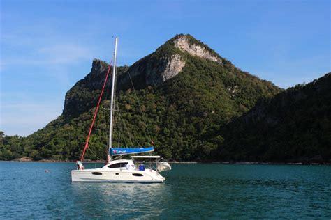 anker thailand thailand koh samui captain miguel und seine crew das