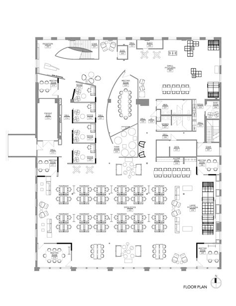 layout of the office us gallery of sprint accelerator rmta 12